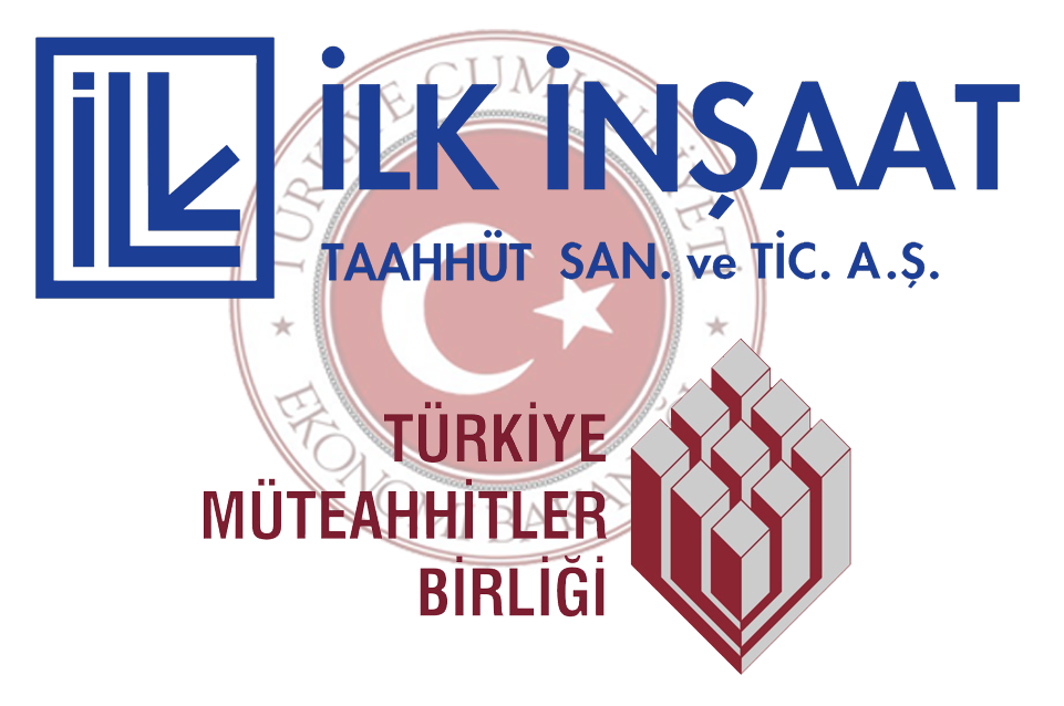 Ilk Construction has received an award from Turkey Contractors Association for the success at carrying out International Contracting Services.