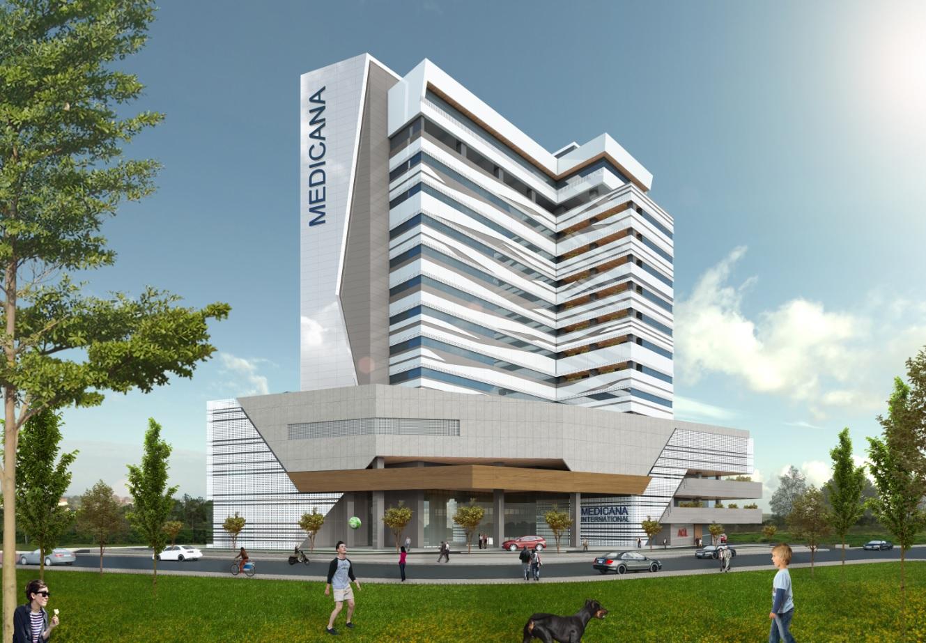 İzmir Medicana Hospital Project