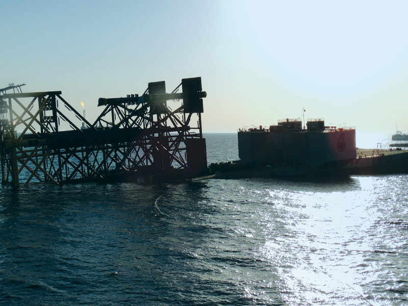 Offshore transportation installation and grouting works for West Diyarbekir and Central Diyarbekir and Garagol Deniz Drilling Platforms and relevant subsea pipeline and cabling works. (Total : 3 Jackets - Topsides - Drilling Decks - Boatlandings and 14 Piles)