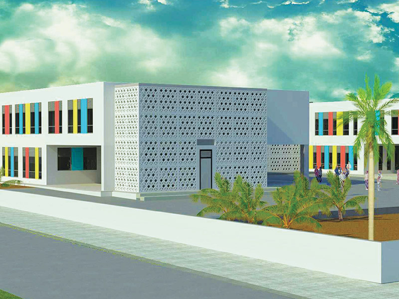 EPCC Design and Construction of 4400 Housing Units, Social buildings, Roads, Sewage System and Drinking Water System.