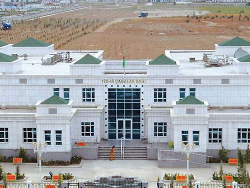 Engineering, procurement, construction and commissioning of school project for 600 student.