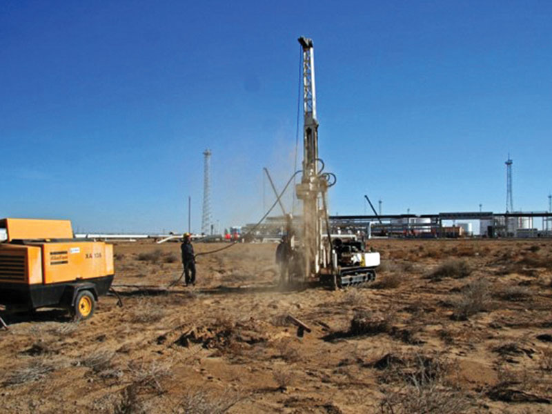 Boreholes, sampling, in-situ and laboratory testings.