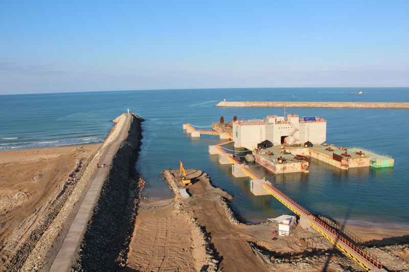 Engineering, Procurement, Construction, and Completion (EPCC) of the North and South Breakwaters, and Associated Works including quaywall, wharf, mooring facility, access roads and temporary works at proposed new Kiyanly Supply Base (KSB), Turkmenistan.