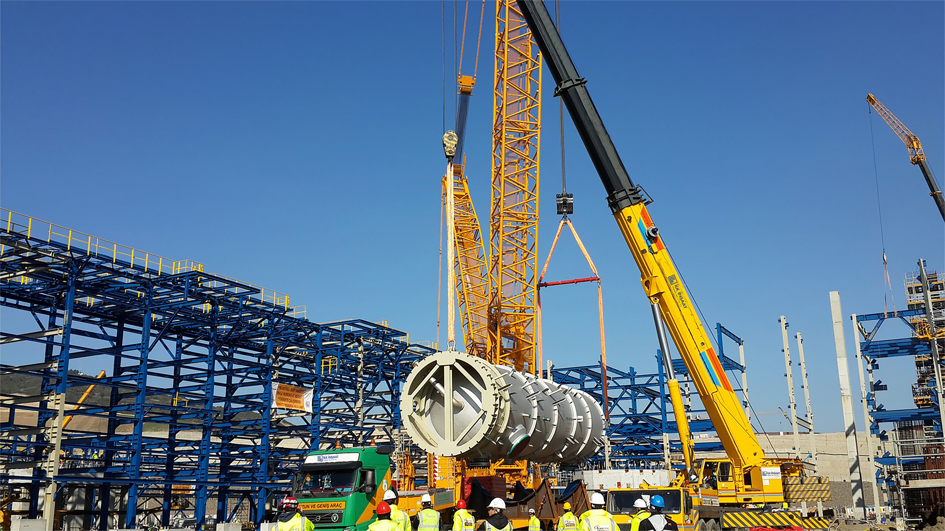 Piping, Pipe Support, NDT and PWHT, Equipment Erection, Refractory, Insulation, Painting, Electrical & Instrumentation of P1A, P2A and P2B areas of Socar Turkey Aegean Refinery.