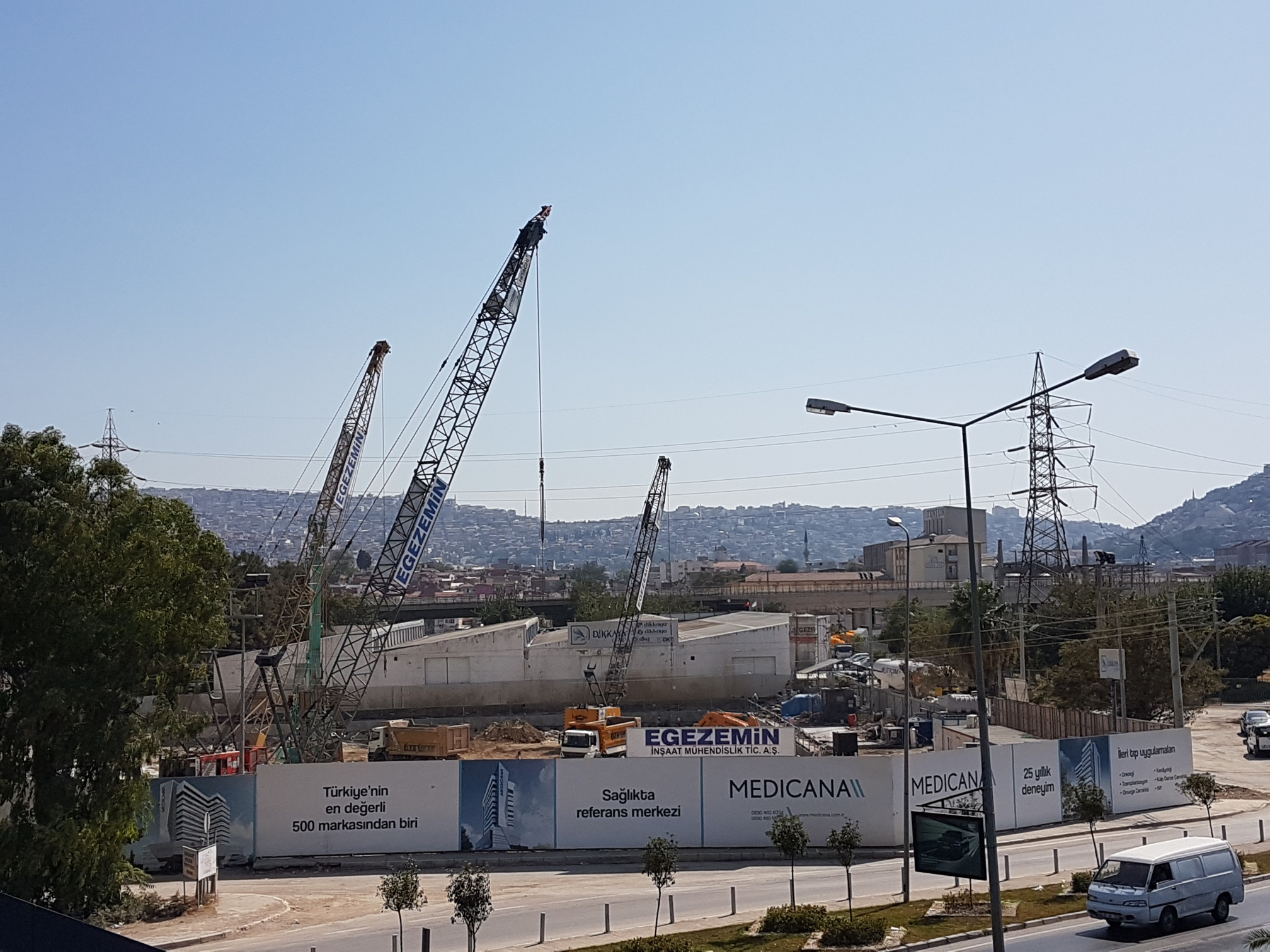 200 beds hospital project in Izmir