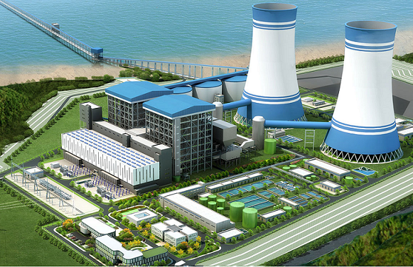 Turkey Hunutlu Thermal Power Plant Project 2×660 MW Ultra-Supercritical Units – Engineering, Procurement and Construction of Marine Structures.