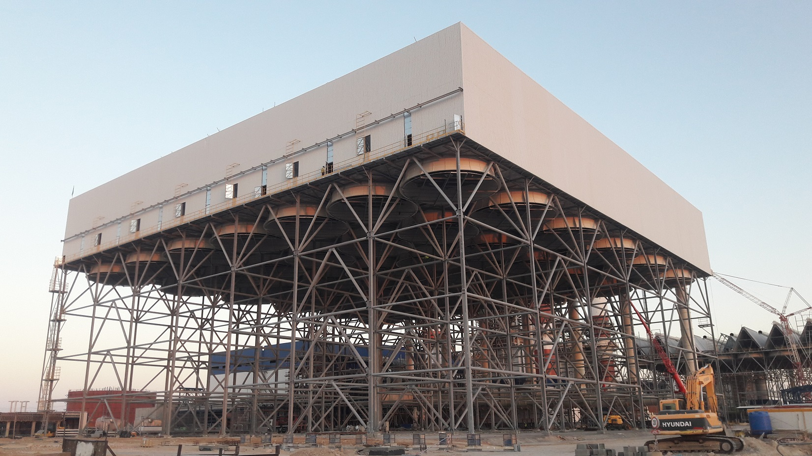 Mechanical, Piping, Piping Support, Insulation, Painting of HRSG and ACC